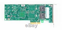 IBM 45w1959 Pro / 1000 Pt Pci-e 4-port Serveur Adaptateur Réseau Carte Profil Bas