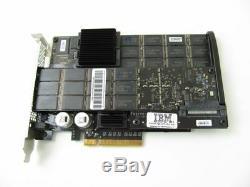 IBM 81y4518 640gb Haute Iops MLC Duo Pcie Carte Adaptateur Zj