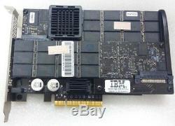 IBM 81y4518 81y4540 640gb Haute Iops MLC Duo Pcie Carte Adaptateur Fio-iodrive
