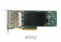 IBM En16 4 Ports 10gbe Sr Pcie3 Lpx Profil Bas Adaptateur Ccin 2ce3 8q
