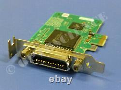 Instruments Nationaux Carte D'adaptateur D'interface Pcie-gpib À Faible Profil 198405c-02l