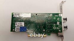 Intel Dell X520-da2 10 Go Dual Port Ethernet Adaptateur Sfp+ Pcie Network Card