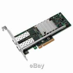 Intel E10g42afda 10 Gigabit Af Da Double Port Carte Réseau Adaptateur Dp Serveur Pcie