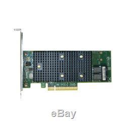 Intel Rsp3wd080e Carte Contrôleur Trimode Raid Sas / SATA / Pcie Adaptateur Interne 8