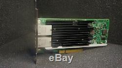 Intel X540-t2 Pci Express 2.1 Adaptateur Réseau Ethernet 10 Go X 2 X540t2blk