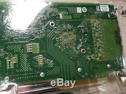 Intel X710-da4 Sfp + 10gb Pcie X8 Carte Adaptateur Réseau Dell Ddjky # Vw76