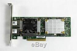 Lot De 25 Dell Broadcom 57810s Double Port 10gbe Pcie Carte Adaptateur Réseau W1gcr