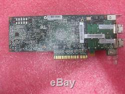 Lot De 5x IBM Emulex Lpe12002 Hba 8 Go Fc 2 Ports Pcie Adaptateur Cartes Avec Pfs