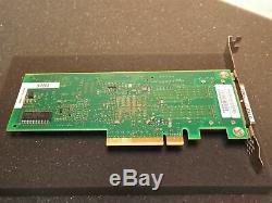 Lot X12 IBM Pseries Serveur 57b3 46k5840 Pcie 2p Double Port Sas 3 Go Carte Adaptateur
