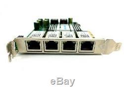 Lr-link Lrec9724ht-poe 1g 4 Ports Poe Pcie X4 Ethernet Serveur Carte Adaptateur Sff