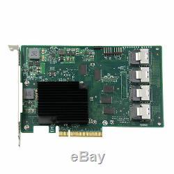 Lsi00244 9201-16i Pci-express 2.0 X 8 SATA / Sas Hôte Carte Adaptateur De Bus Oem