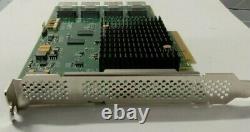 Lsi 9201-16i Pci-express 2.0 X 8 SATA / Sas 16 Voies Carte D'adaptateur Pour Bus D'accueil