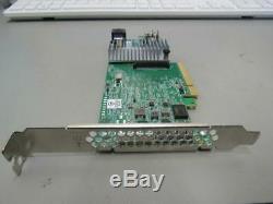 Lsi Megaraid Sas 9361-4i Mr 12gb / Sas / SATA Raid Controller Adapter Pci-e Carte