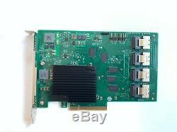 Lsi Sas 9201-16i Pci-express 2.0 X8 SATA / Sas Host Bus Adapter Card