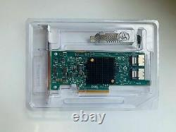 Lsi Sas 9207-8i Adaptateur Pci-e 3.0 Lsi00301 Adaptateur De Bus D'accueil De Carte De Mode It Us