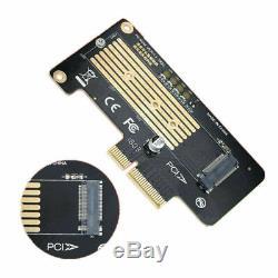 M-key M. 2 Nvme / Ngff Ssd Pci-e Pci Express X4 X8 X16 Card Adapter Converter