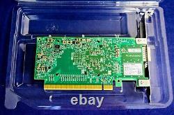 Mcx455a-ecat Mellanox Connectx-4 Vpi Edr Ib 100gbe Qsfp28 Adaptateur Port Unique