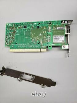 Mellanox Connectx-5 Vpi Edr Infiniband Et 100gbe Cx555a-ecat Plaque Basse Et Haute