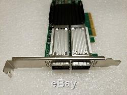Mellanox Connectx-cx414a 4 Fr 40 / 56gbe 2port Pcie Interface Réseau Adaptateur De Carte