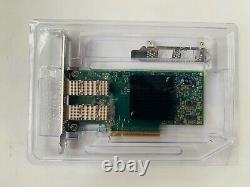 Mellanox Cx4121a Mcx4121a-acat Connectx-4 25gigabit Carte Ethernet Pci-e 3.0