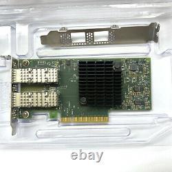 Mellanox Cx4121a Mcx4121a-acat Connectx-4 25gigabit Ethernet Adaptateur Carte Pcie