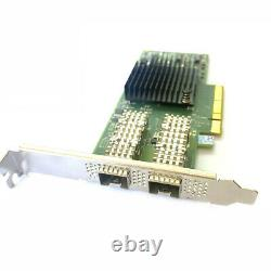 Mellanox Cx4121a Mcx4121a-acat Connectx-4 25gigabit Ethernet Card Adapter Pcie
