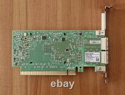 Mellanox Cx516a Connectx-5 Ex Fr Carte Adaptateur 100gbe Double Port Qsfp28