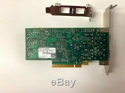 Mellanox Mcx312a-xcbt Connectx-3 Fr Carte Réseau 10gbe Double Port Pcie3.0 X8