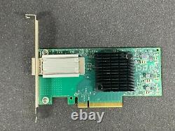 Mellanox Mcx4131a-gcat Connectx-4 LX 50gbe Carte D'adaptateur Pci-e Nic Nice Unit