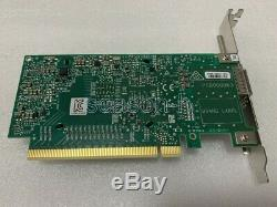 Mellanox Mcx455a-cea Ax-4 Connectx Carte Adaptateur Vpi Ib Pcie3.0 X16 Fp 100 Go