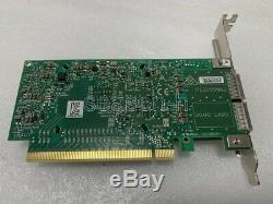 Mellanox Mcx456a-cea Ax-4 Connectx Carte Adaptateur Vpi Ib Pcie3.0 X16 Fp 100 Go