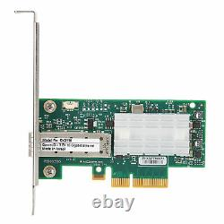Mellanox Sfp+ 10 Go Adaptateur De Carte Réseau Ethernet Gigabit Pcie X4 X8 X16