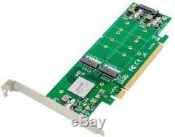 Microconnect Mc-pcie-asm2824-x4 Cartes D'interface / Adaptateur M. 2 Interne Mc-pcie-a