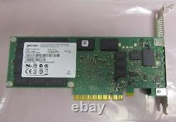 Micron Realssd Xtremsf1400 P420m Hhhl 1.4tb Pcie Ssd Carte Adaptateur Mtfdgar1t4max