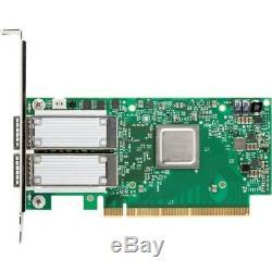 Nob Mellanox Connectx-5 Vpi Carte Adaptateur Pci Express 3.0 X16 Fibre Optique