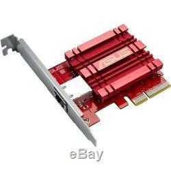 Nouveau Asus Carte Ethernet 10 Gigabit Xgc100c Xg C100c 10g Adaptateur Réseau Xgc100c