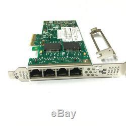 Nouveau HP Ethernet 1 Go 4 Ports 811546-b21 366t Carte Adaptateur 816551-001 811544-001