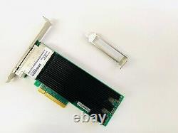 Nouveau Intel X710t4 Ethernet Adaptateur Réseau Convergé X710t4 10gigabit Carte X710