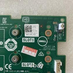 Nouvelle Carte Adaptateur Pcie Dual M. 2 Solid State Drive Jv70f 0jv70f