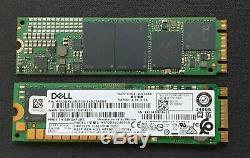 Nouvelle Carte D'adaptateur Pour Disques Ssd Dell Pcie Dual M. 2 Jv70f + 2x 240 Go Ssd Tc2rp