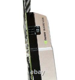 Nvidia Quadro 6000 6 Go Gddr5 Pci-express 2,0 X16 Carte Graphique Vidéo 2xdp 1xdvi