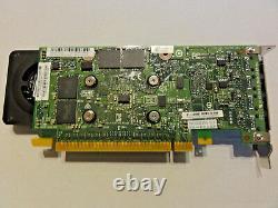 Nvidia Quadro K1200 Carte Graphique Gddr5 4 Go Pci Express 2.0 X16 Inc Câble Adaptateur