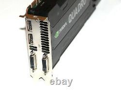 Nvidia Quadro K5000 4 Go Gddr5 Pci-express X16 Gpu DVI 2xdp Graphics Video Card