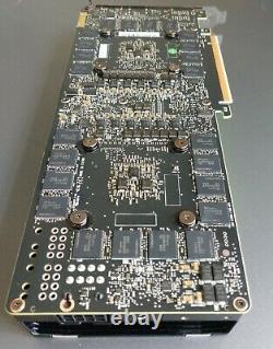 Nvidia Tesla K80 Gddr5 24 Go Cuda Pci-e Gpu Computing Card Avec Adaptateur D'alimentation