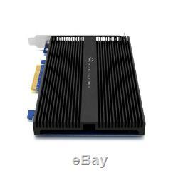 Owc 2.0tb Accelsior 4m2 Haute Performance Pcie 2 M. Nvme Ssd Carte Adaptateur
