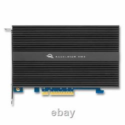 Owc 2.0tb Accelsior 4m2 Haute Performance Pcie M. 2 Nvme Ssd Adaptateur Card