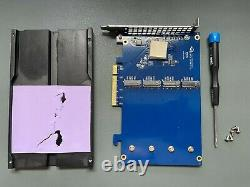 Owc Accelsior 4m2 0 To Pcie M. 2 Nvme Ssd Adaptateur Card