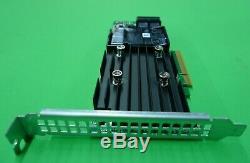 Perc H740p Raid 8 Go Contrôleur Pcie Carte Adaptateur Withbattery Pleine Hauteur 3jh35