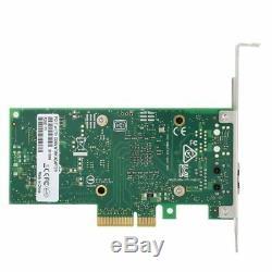 Pour Intel X550-t1 De Commande Principale Puce Pci-e Réseau Ethernet Adaptateur De Carte Sps