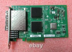 Qlogic Qle2564 Quad Port Pci-e 8go Hba Host Bus Adapter Card 8go/s + 4 X Sfp